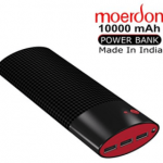Amazon - Buy MOERDON 10000mAH Power Bank in just Rs 809