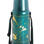 Amazon - Buy Cello Orchid Belt Flask in just Rs.209 only