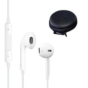 Amazon - Buy Secro Headphones Earphones Earbuds With Mic & Remote Control in just Rs 290