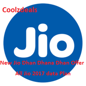 Jio - New Jio Dhan Dhana Dhan Offer with Unlimited Free Data