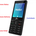 Check JioPhone Status - JioPhone Delivery Date & Track Your JioPhone Order