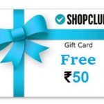 Shopclues Offer - Download and Signup to Get Free Rs 50