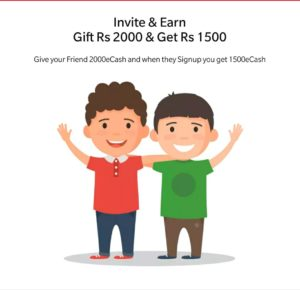 Yatra App Offer - Get Rs.2000 on Sign Up and earn Rs.1500 On refer