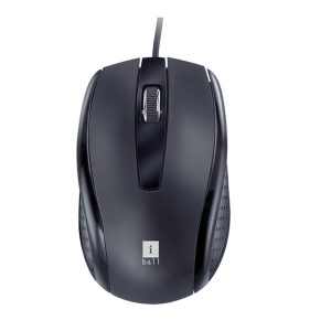 Amazon Lightening Deal - iBall Style Optical Mouse (Black) In just Rs.149