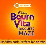 (16th November Answers) Amazon BournVita Maze Contest Rs 5000 – Answer & Win