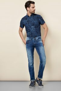 Tata Cliq - Buy Men's Branded Jeans Starting at Rs.797 (Mufti, Spykar, Wrangler etc)