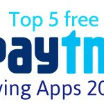 (January)Top 5 Instant Free Paytm Cash Giving Apps in 2018