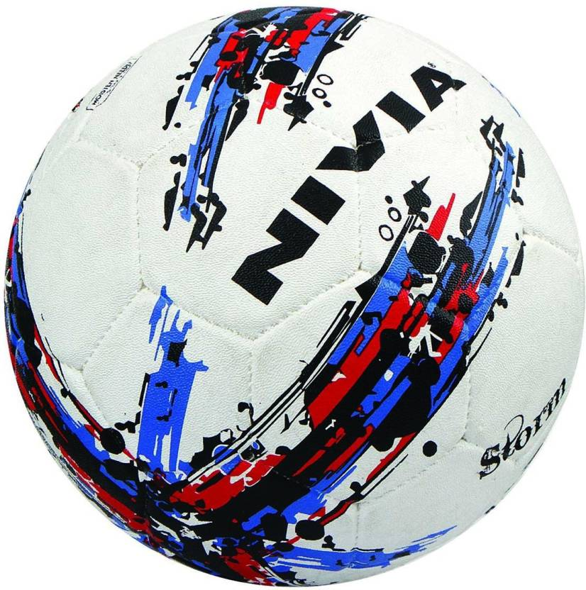 Flipkart - Buy Nivia Storm Football - Size: 5 in Just Rs 284