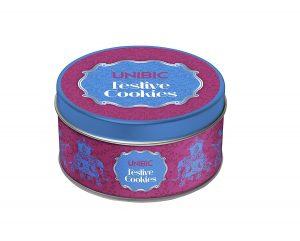 Amazon - BuyUnibic Festive Cookies, Tin, 150g in Just Rs.99