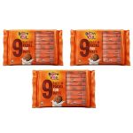 Amazon -Cadbury Bournvita Crunchy Cookies, Tiffin Pack 250 gm (Pack of 3) in only Rs.90