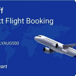 Flipkart Flight Ticket Booking Offer - Flat Rs.500 off on flight booking