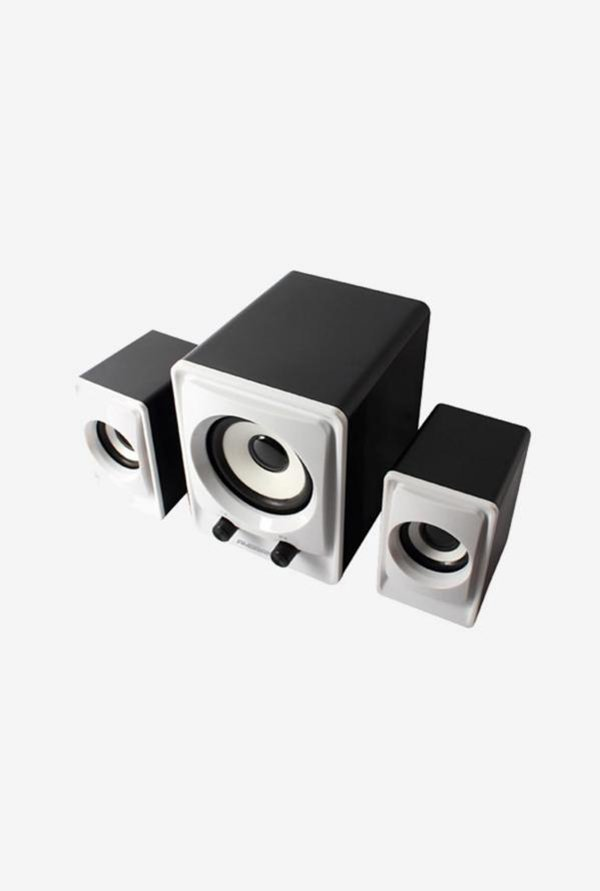 Tata Cliq - BuyAmbrane 2.1 Channel Multimedia Speaker at Rs.499