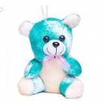 Shopclues - Deals India Teddy Bear (6 inches) in Rs.39
