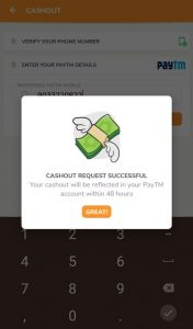 Kapow Game App - Play your First Game and get Rs.10 Paytm + Refer and Earn
