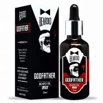 Amazon -Buy Beardo Godfather Lite Beard and Moustache Oil in just Rs 275