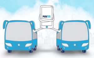 Paytm Bus Tickets Offer