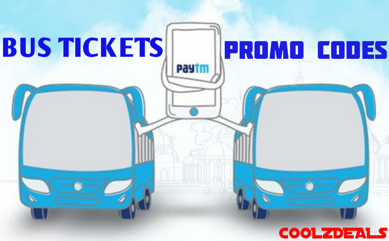 Bus ticket discount coupons august 2018