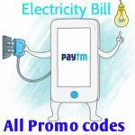 Paytm Electricity Bill Promo codes - Get All Offers and Coupons In One Place
