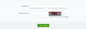 How To Check Aadhaar Card Status by Eid and UID