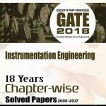 Buy GATE - Instrumentation Engineering 2018 : Chapter-wise Solved Papers in Rs.79
