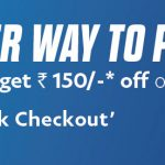 Paypal Bookmyshow Offer - Pay with Paypal and Get Rs.150 Off