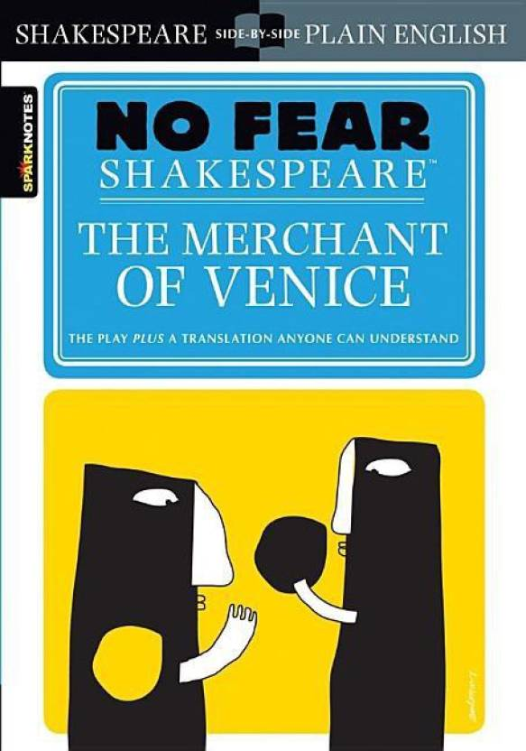 Buy Sparknotes the Merchant of Venice in just Rs.115