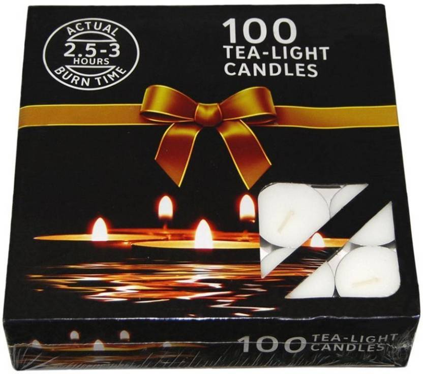 Flipkart - BuyNanki Trades Candles Candle(White, Pack of 1) in just Rs Rs 99