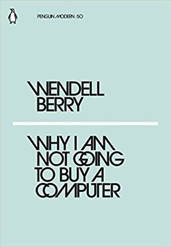 Amazon Deal - Buy Why I Am Not Going to Buy a Computer Paperback