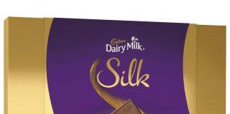Amazon - Buy Cadbury Dairy Milk Silk Miniatures Gift Box, 240g just Rs.318