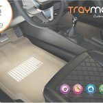 Amazon - BuyQPO Magic Grip Foot Mat for cars (Set of 5) in just Rs.487