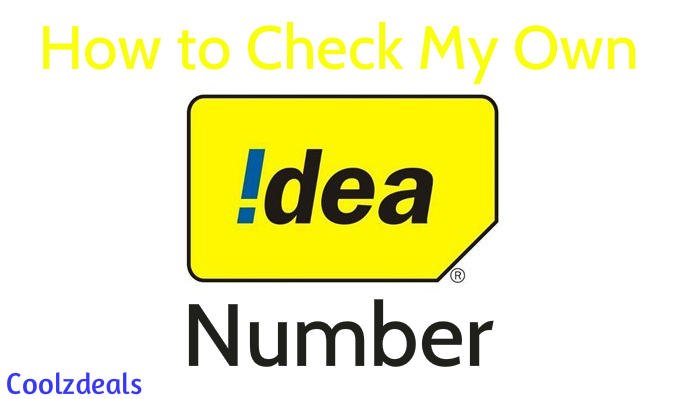 How to Check Own Idea Number