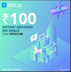 Niki Pizza Hut Offer - Buy Pizza Hut Voucher in Just Rs 80 (Worth Rs 300)