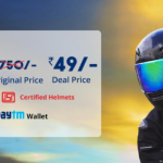 Droom.in Flash Sale - Get helmet worth Rs.750 in Rs.1