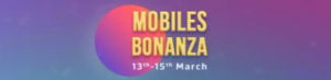 Flipkart Mobile Bonanza Sale - Get UpTo Rs 10000 Off on Smartphones