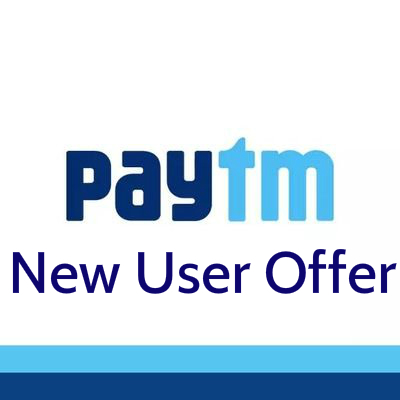 Get 100% Cashback up to Rs.75 for Paytm New User