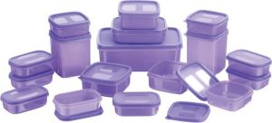 Flipkart - Buy MasterCook Polypropylene Food Storage (Pack of 17) in just Rs.174