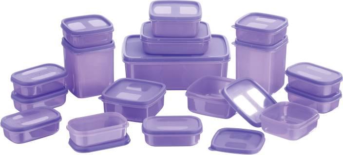 Flipkart - Buy MasterCook Polypropylene Food Storage (Pack of 17)in just Rs.174