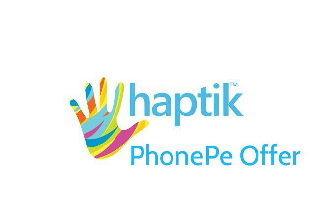 PhonePe Haptik Offer - Get 25% Cashback up to Rs.100 Transaction