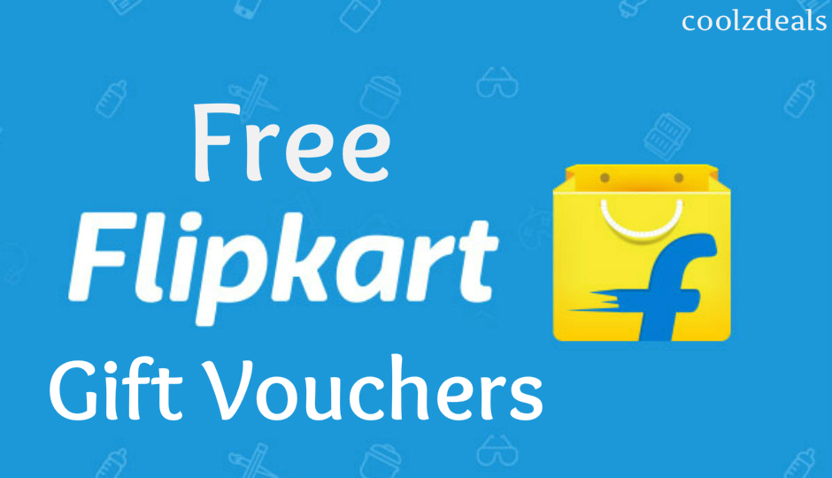 How To Get Flipkart Free Vouchers By Filling Small Survey
