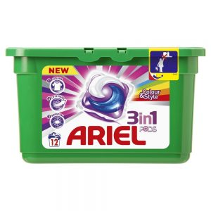 Ariel Liquid Laundry Pods - 324g (12 Count) at Rs.549