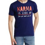 Amazon - Get men's T shirt Starting At Rs.125 Only