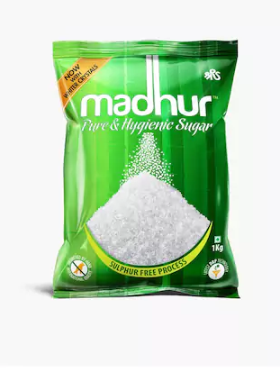 Paytm Mall - Buy Madhur Pure and Hygienic Sugar 5kg in Just Rs.150
