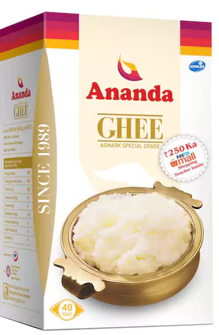 Paytm Mall - Buy ANANDA DESI GHEE 1LTR in Just Rs.30