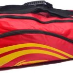 Flipkart - Buy Li-Ning BADMINTON KIT BAG (Red, Kit Bag) at Rs.337 Only