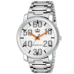 GetLimestone Analogue White Dial Men's Watch at Rs.199 Only