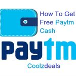 How to Earn unlimited Free Paytm Cash Easily