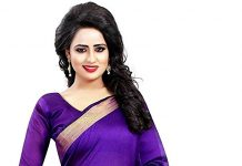 Amazon - BuyRaptus Lifestyle Cotton Saree With Blouse Piece in Just Rs.190
