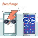 Freecharge Jio Offer - Get 100% Cashback up to Rs.75 + 20% up to Rs.50 with UPI