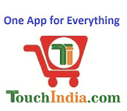 TouchIndia App - Get Rs.10 Recharge Free and Rs.2 on Referring Friends