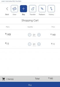 Jio Recharge Offers - Get up to Rs.40 Off on Rs.149 Recharge